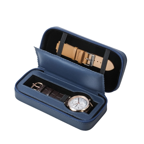 premium watch gift sets pouch leather travel bag packaging